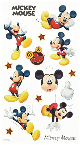 Disney Mickey Mouse Scrapbooking (Disney Classic Stickers-Mickey Mouse)