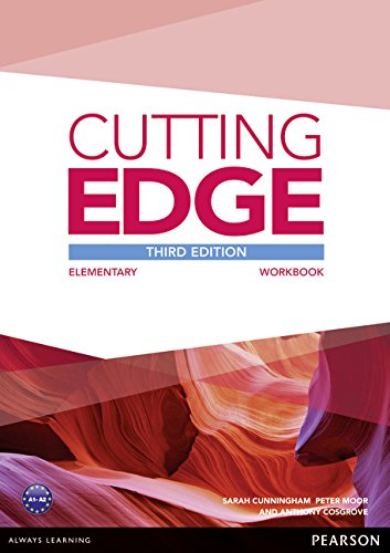 Cutting Edge 3rd Edition Elementary Workbook without Key