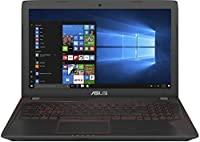 Asus FX553VD-DM1031T 2017 15.6-inch Laptop (7th Gen Core i5/8GB/1TB/Windows 10 - 64bit/2GB Graphics), Black