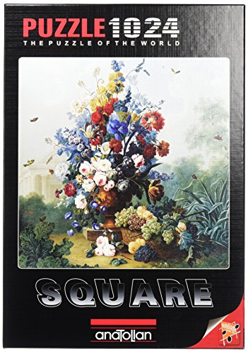 Anatolische Blumen Bouquet Puzzle (1024Stück) (Türkische Bouquet)