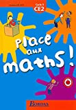 Image de Place aux maths, CE2 : Livre de l'élève