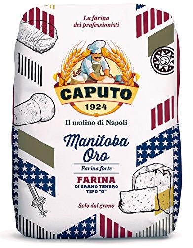 """Mehl Caputo manitoba """"ORO"""" kg 1"""
