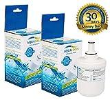 2 x Kühlschrank Wasserfilter AquaLogis AL-093G Ersetzt Samsung DA29-00003G (neu model)