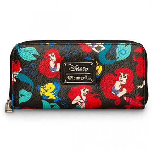 loungefly-disney-little-mermaid-ariel-classic-print-wallet