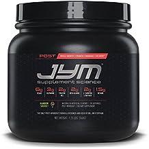 JYM Supplement Science, Post JYM Active Matrix, Post Workout BCAA Supplement, Rainbow Sherbet, 600 Gram