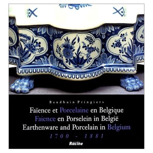 Faïences et porcelaines de Belgique