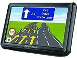 Système de navigation GPS Navman 5000Lm ueo voiture–Noir