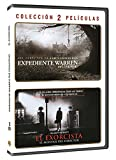 Pack: Expediente Warren: The Conjuring + El Exorcista --- IMPORT ZONE 2 ---