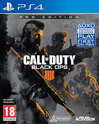Call of Duty: Black Ops 4 Pro Edition (PS4)