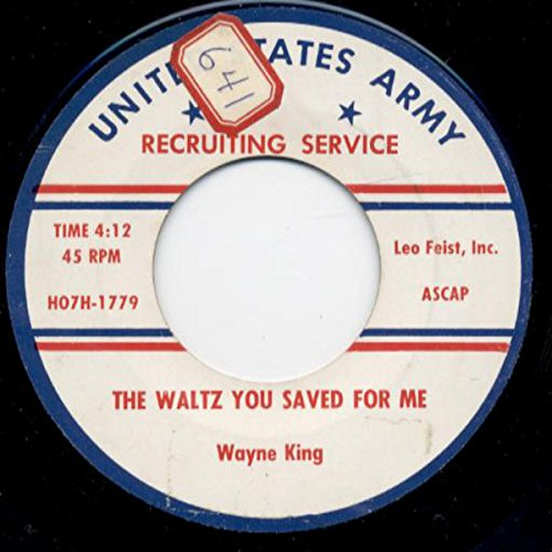 Alice Blue Gown / The Waltz You Saved For Me [Vinyl Single 7''] Alice Blue Gown