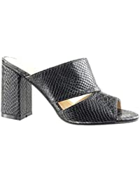 talon mules et sabots chaussures femme chaussures et sacs. Black Bedroom Furniture Sets. Home Design Ideas