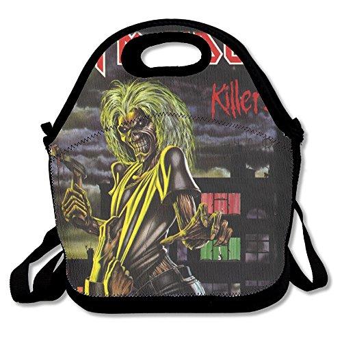 Iron Maiden asesinos Rock ventiladores regalo Casual