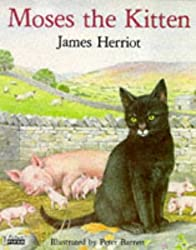 Moses the Kitten (Piccolo Books) by James Herriot (1986-11-07)