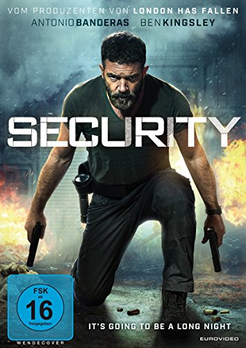 Security - It's Going to Be a Long (Antonio Banderas)