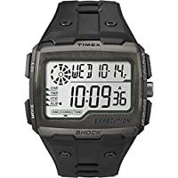 Timex Unisex polshorloge Grid Shock analoog TW4B02500