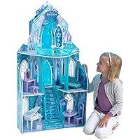 KidKraft 65881 Casa de muñecas Castillo de hielo Frozen Disney® 11 accesorios