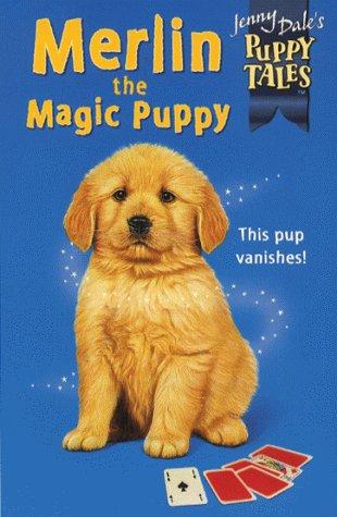 Merlin the magic puppy