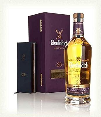 Glenfiddich 26 Year Old Single Malt Scotch Whisky 70cl Bottle