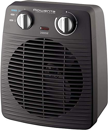 """Rowenta SO9065 - Calefactor Cerámico""""Eco Excel"""" 1800 W Vertical (Reacondicionado Certificado)"""