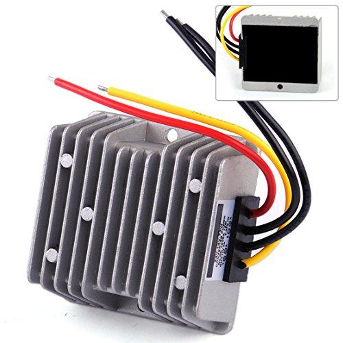 beler Wasserdicht Auto Automatisch DC Spannung Stabilisator Konverter Regulator Modul DC 8-40V auf 12V 6A 72W Boost Stromversorgung -