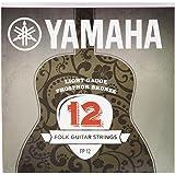 Yamaha FP12 - Juego de cuerdas para guitarra acústica