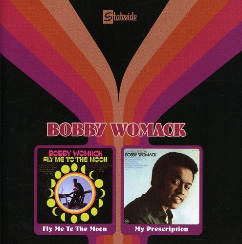 Fly Me to the Moon/My - Bobby Womack-cd