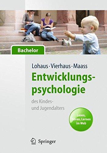 Entwicklungspsychologie des Kindes- und Jugendalters für Bachelor. Lesen, Hören, Lernen im Web