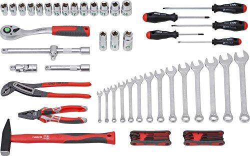 Meister Werkzeugkoffer Montage (59-teilig) - 2