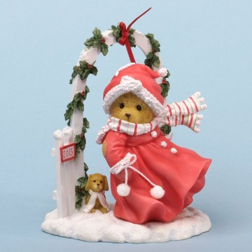 Enesco Cherished Teddies Collection Bear Figurine by Enesco -