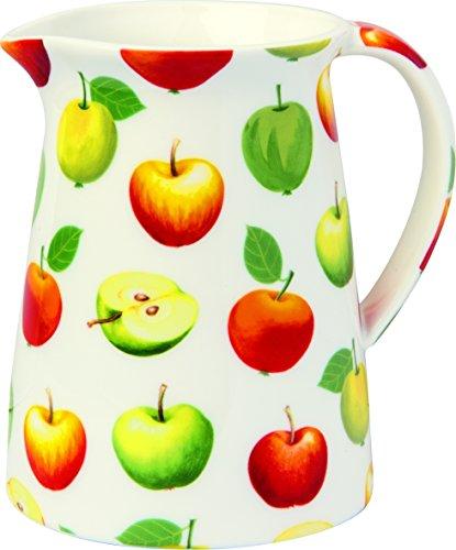 quality-porcelain-jug-pitcher-juicy-apples-design-14cm