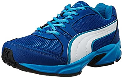 Puma Men's Strike Fashion II Dp True Blue and Blue Danube Running Shoes - 7 UK/India (40.5 EU)