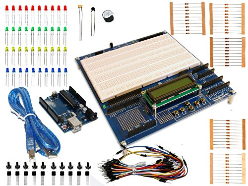 gtronics Proto Shield Plus Starter Kit para Arduino