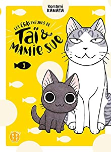 Les Chaventures de Taï et Mamie Sue Edition simple Tome 1