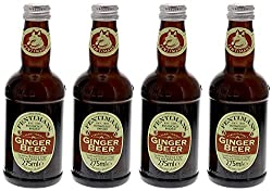 Fentimans Traditional Ginger Beer 4x275ml