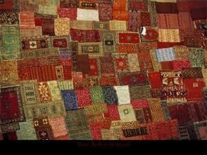 Tapis de Marrakech by Yann Arthus-Bertrand, 41x31