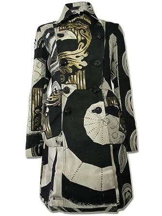 DESIGUAL manteau pour femme lACROIX bY-design fiore collant nATALIA -s