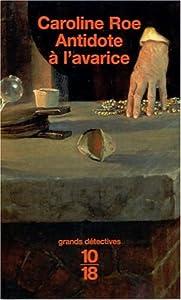 """Afficher """"Les Enquêtes du docteur Isaac<br /> Antidote à l'avarice"""""""