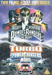 Power Rangers - The Movie/Turbo - A Power Rangers Movie [DVD]