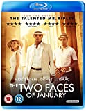 Two Faces Of January [Blu-ray]