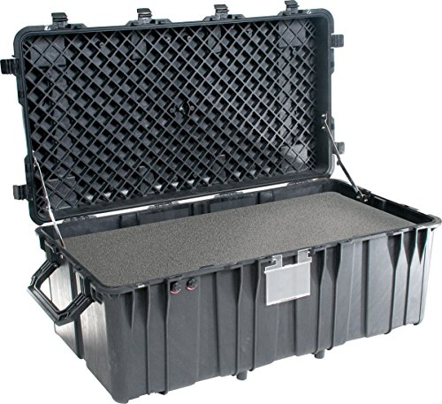 Peli 0550 mit Schaum, Schwarz - 0550 Transport Case