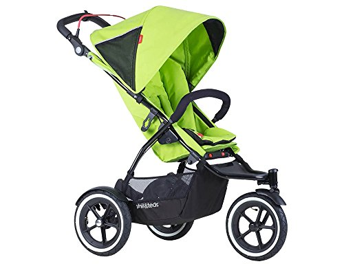 phil & teds Navigator/ Sport Inline Apple Kinderwagen 2016
