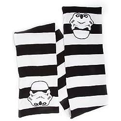 Star Wars Schal Stormtrooper, Schwarz/Weiß [Importación Alemana]