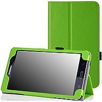 "MoKo 2042677 7"" Folio Verde funda para tablet - Fundas para tablets (Folio, Samsung, Galaxy Tab 4, 17,8 cm (7""), Verde)"