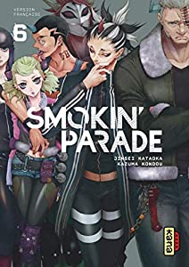 Smokin' Parade Edition simple Tome 6