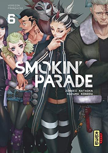 Smokin' Parade Edition simple Tome 6