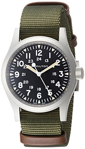 Watch Hamilton Khaki Field Mechanical h69429931 Diameter 38 mm