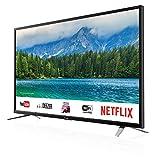 SHARP Full HD Smart LED TV, 102 cm (40 Zoll), Harman/Kardon Soundsystem, 3 HDMI Anschlüsse, LC-40FI5342E, Schwarz