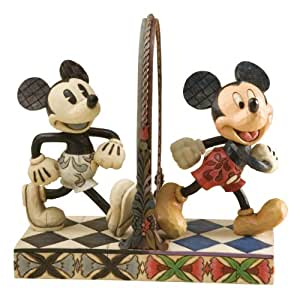 disney traditions 80 jahren of laughter micky maus figur k che haushalt. Black Bedroom Furniture Sets. Home Design Ideas