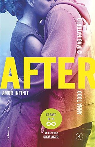 Ebook descarga gratuita de Android After. Amor infinit (Sèrie After 4) (Edició en català) iBook