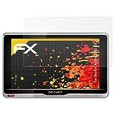 atFoliX Schutzfolie für Becker Active.6/6S EU Displayschutzfolie - 3 x FX-Antireflex blendfreie Folie